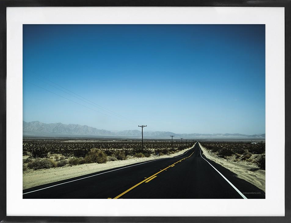 Kunst Plakat fra Nevada - Unikke plakater